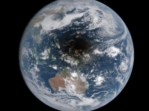 NASA опубликовало видео злов…