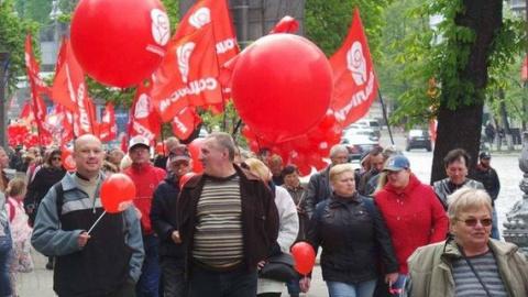 Вся Украина начинает праздновать майские праздники