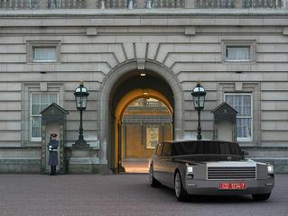 ЗИЛ будет выпускать люксовые автомобили для чиновников