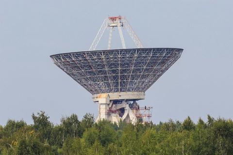 Радиотелескопы России