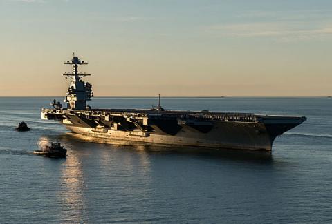 ВМС США завершили приемочные…