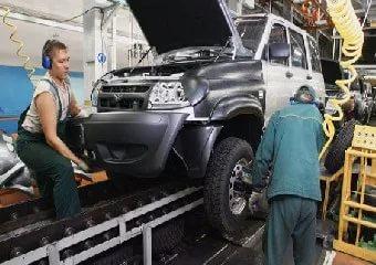 Ульяновский автозавод модернизировал производство