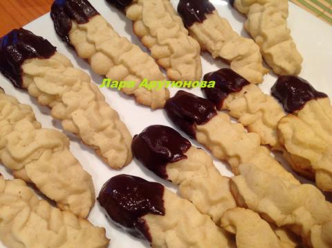 Венское печенье.