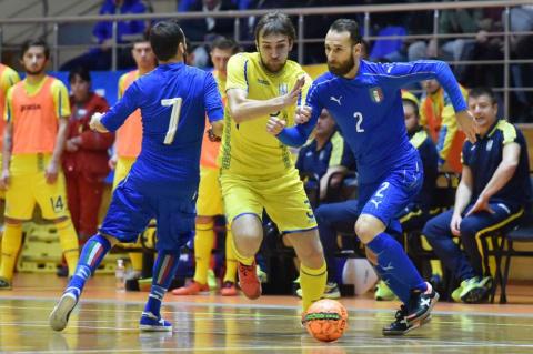 Украина забила первой, но пр…