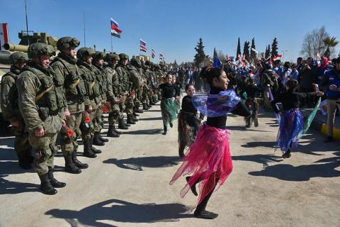 Свободный от банд Алеппо: Ар…