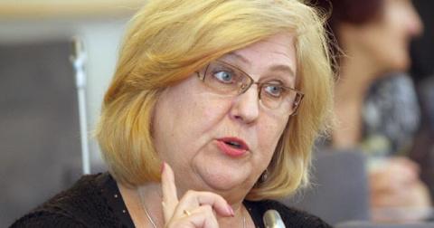 Livejornal: Министр здравоохранения Литвы предложила убивать бедных