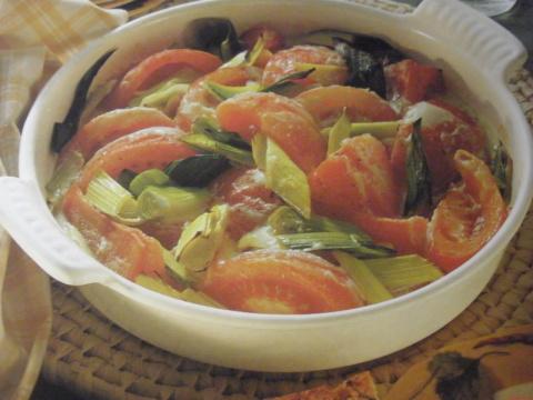 Тушеные помидоры от  Маньяк на КУХНЕ!!!