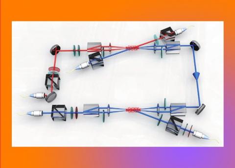 Квантовую память впервые использовали для защищенной квантовой связи
