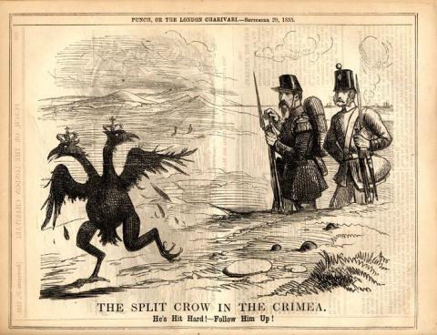 Российско-американские отношения во время Крымской войны