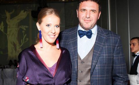 Ксения Собчак и Максим Виторган решили отдохнуть друг от друга