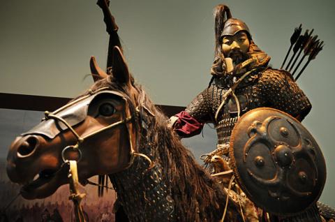 Монголы отказались от завоев…