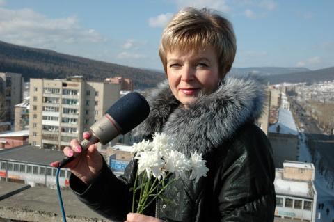 Татьяна Ятина (Дмитриева) (личноефото)