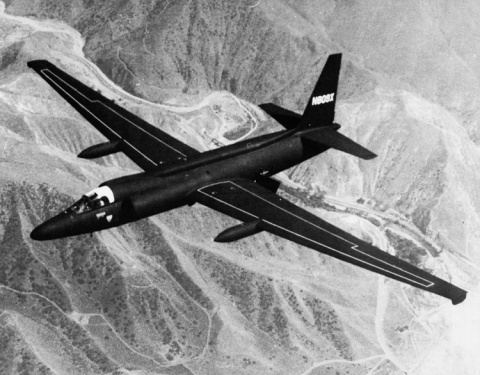 Как мы разобрали самолет-шпи…