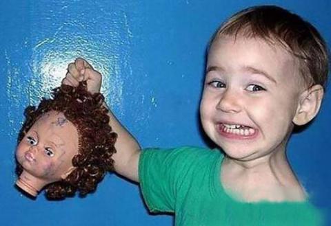 Ссора детей в песочнице зако…