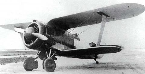 Опытный И-153, 1938 год