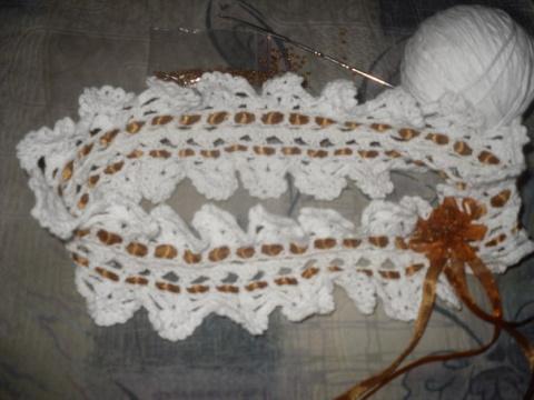 Подвязка для невесты.