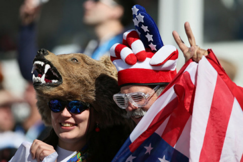 Американцы дали россиянам от…