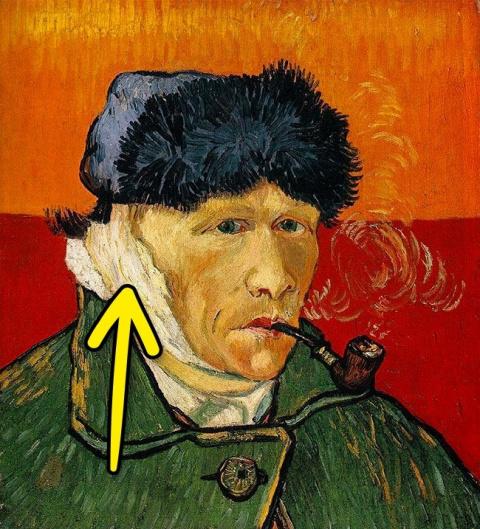10 тайн, которые скрыты во всемирно известных картинах
