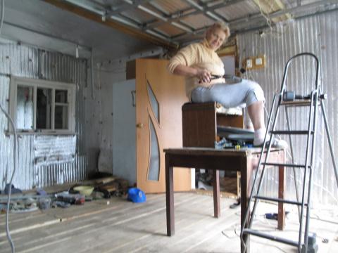 Ремонт дома своими руками - внутренние работы