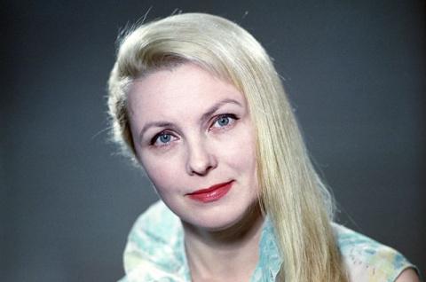 Хрустальная туфелька Вии Артмане. 21 августа актрисе исполнилось бы 85 лет