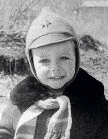 Лагутенко Илья в молодости...