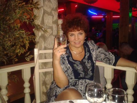 Зинаида Матузова (Герасимова)
