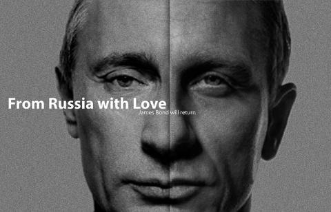 Мгновения разведчика Путина