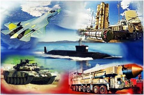 Российский оборонный комплек…