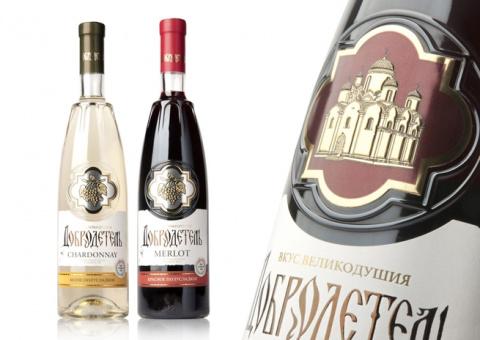 В России появится вино «Добродетель»