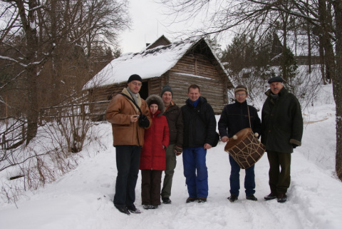 Банное путешествие в Прибалтику