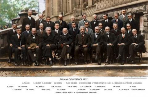 Сколько физиков Вы можете узнать????