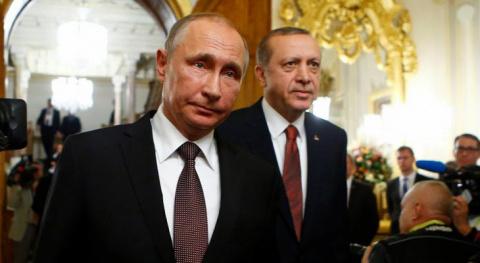 Путин и Эрдоган высказались …