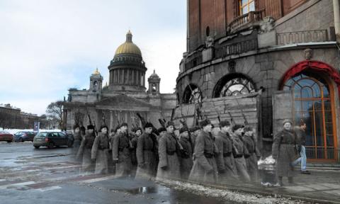Эхо блокады Ленинграда спустя 75 лет