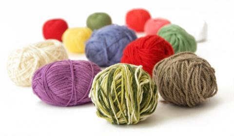 Выбор пряжи для ручного вязания