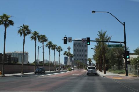 дороги Лас-Вегаса