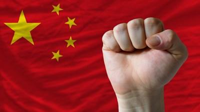 В Китае происходят массовые …