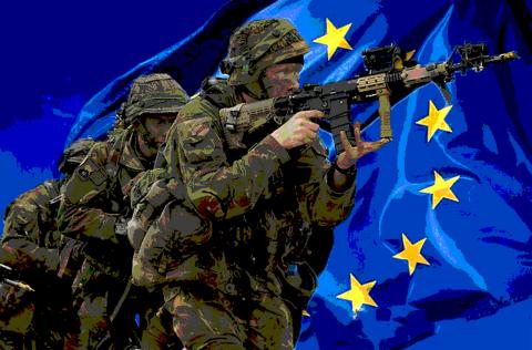 Евроармия: очередной антироссийский монстр? Святослав Князев