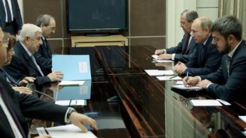 """Россия поможет Сирии бороться с террористами из """"Исламского государства"""""""