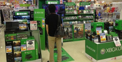Xbox One X близка к провалу в Японии