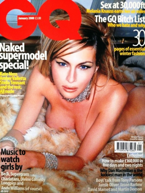 Как выглядела первая леди США, когда еще снималась для взрослых журналов