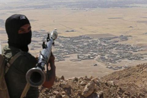 МИД обвинил США в помощи террористам в Сирии