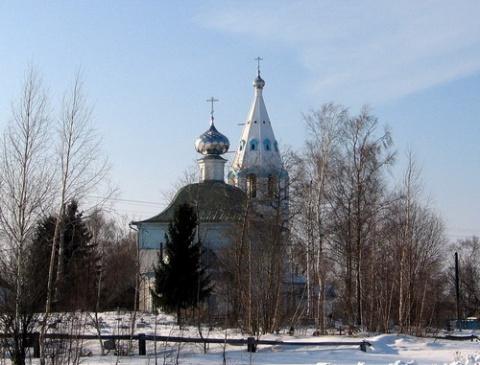 Помощь храму села Воронцово