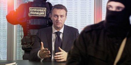 Навальный отчитался о спонсо…