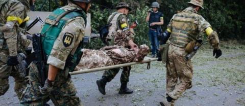 Прилепин раскрыл ужасающие потери ВСУ за майские праздники