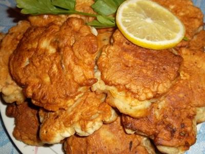 Рыба жаренная в кляре + 6 рецептов кляра
