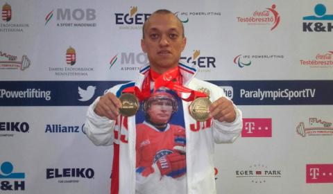 Чемпиона Европы из России же…