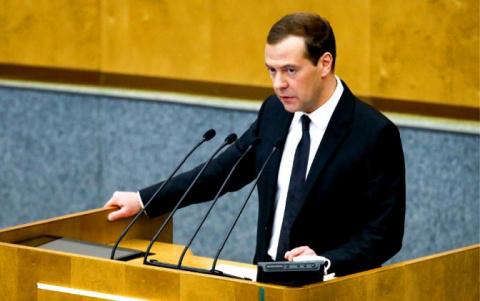 Медведев уверен, что жить ст…