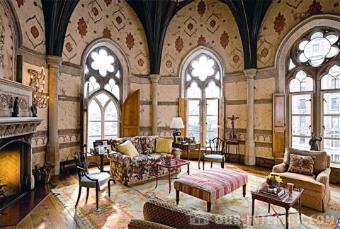 Стили Средневековой Европы - Квартира, дом, дача || Дома средневековой европы
