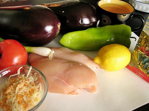 Миллионвторой рецепт курицы. Хункар бегенди