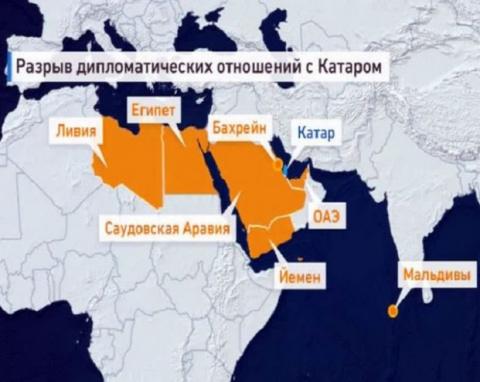 Россия заработет на арабской…